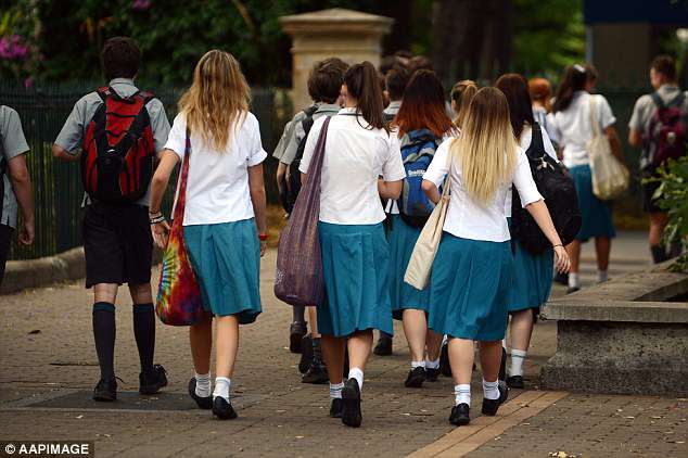 Only twenty-five per cent of South Australian private schools offered uniform choice to girls according to a research from Flinders University last year