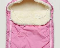 Выкройка зимнего конверта для новорожденного