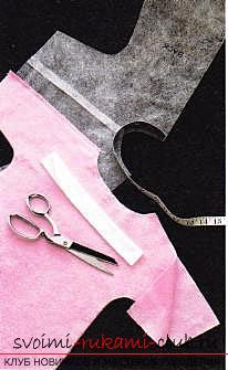 пошив красивой и качественной одежды для новорожденного своими руками. Фото №3